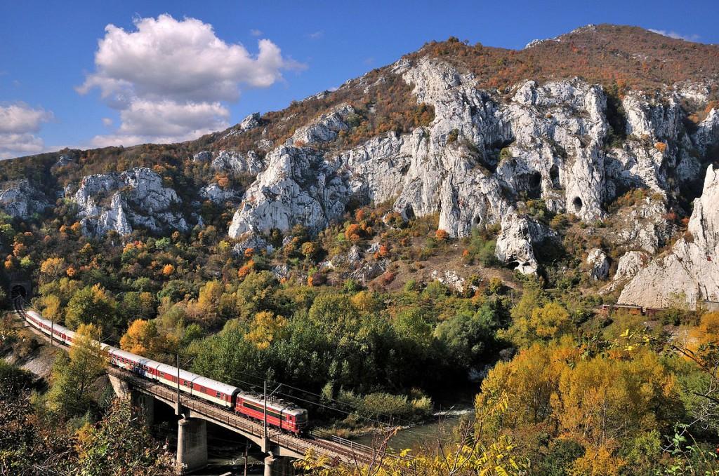 The Iskar River Gorge   © Toli Nikolaev/WikiCommons