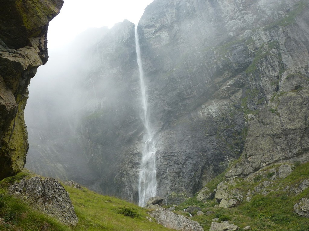 Raysko Praskalo Waterfall   © Petya Stavarova/WikiCommons