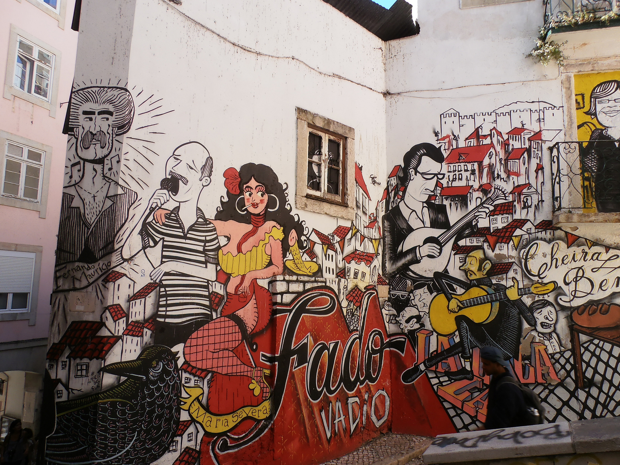 Lisbon Graffiti Tour