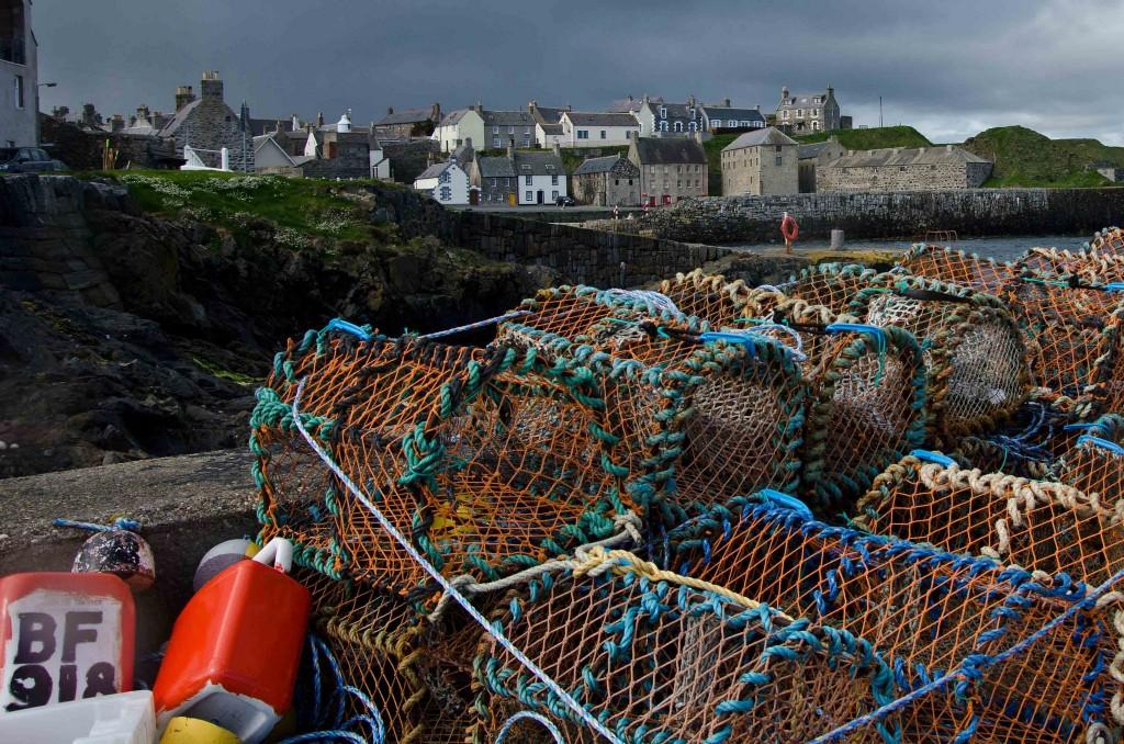 Portsoy Harbour | © _nymeria_/Flickr