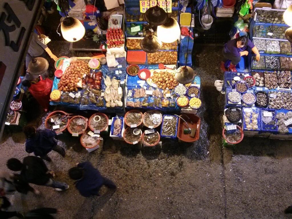 Noryangjin Fish Market | © Dan Tasse / Flickr