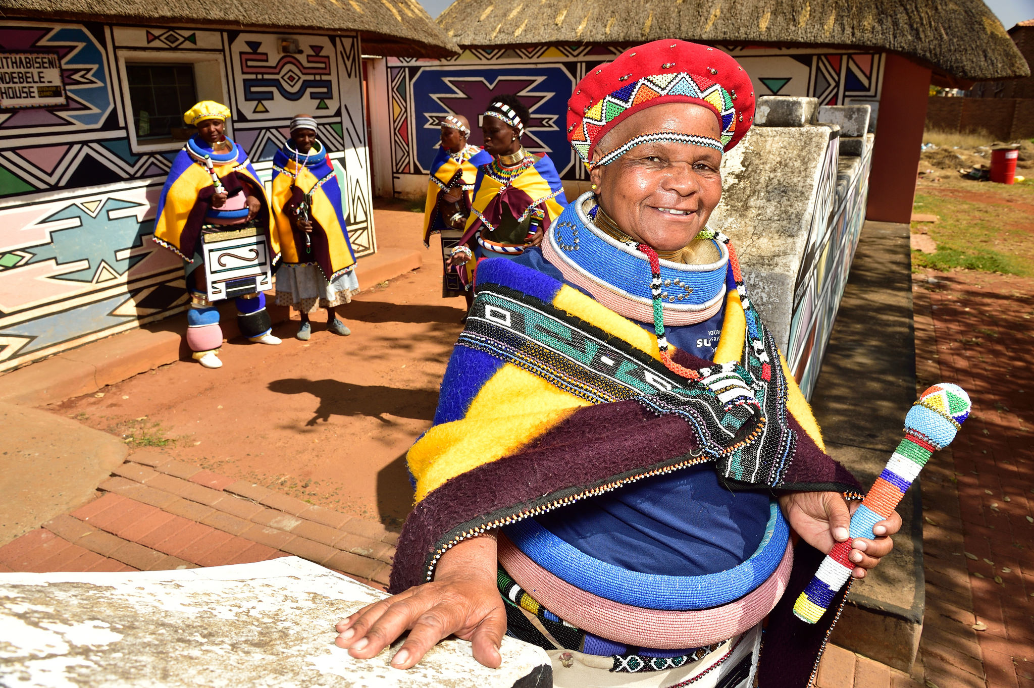 11c56f0e92 An Introduction To South African Traditional Dress