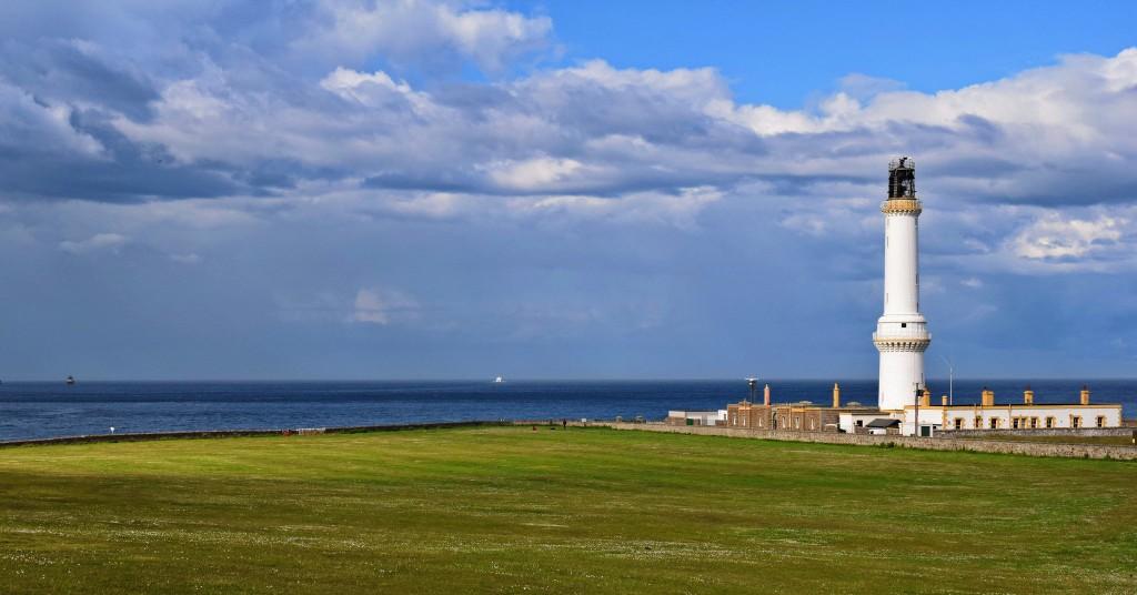 Torry Battery Lighthouse | © Tristan Ferris/Flickr