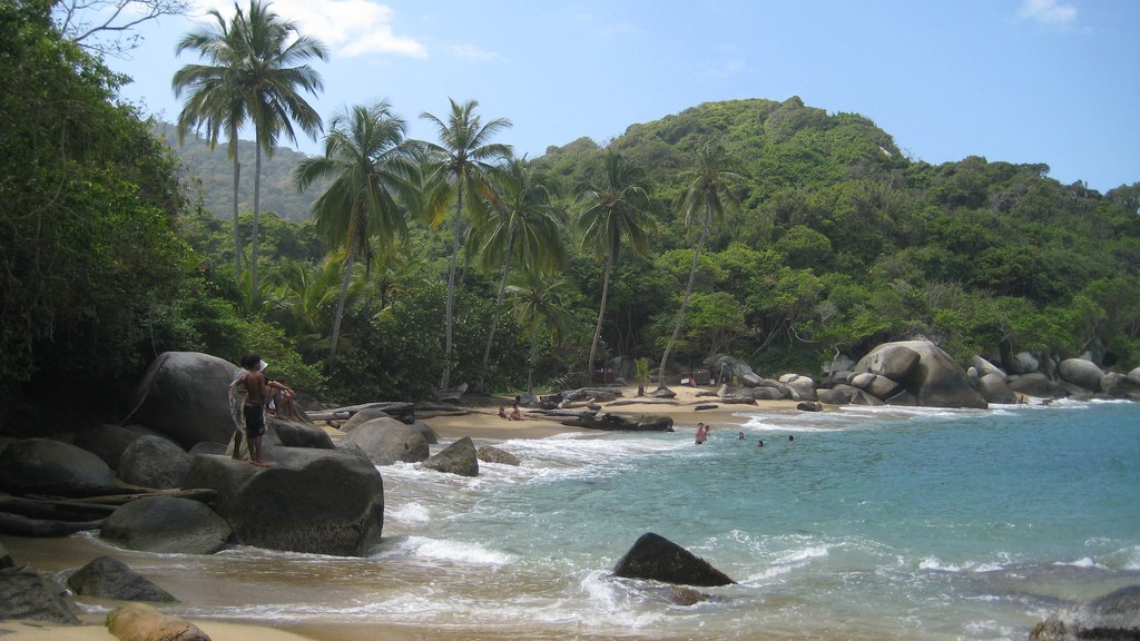 Tayrona National Park, Colombia © Sergejf / Flickr