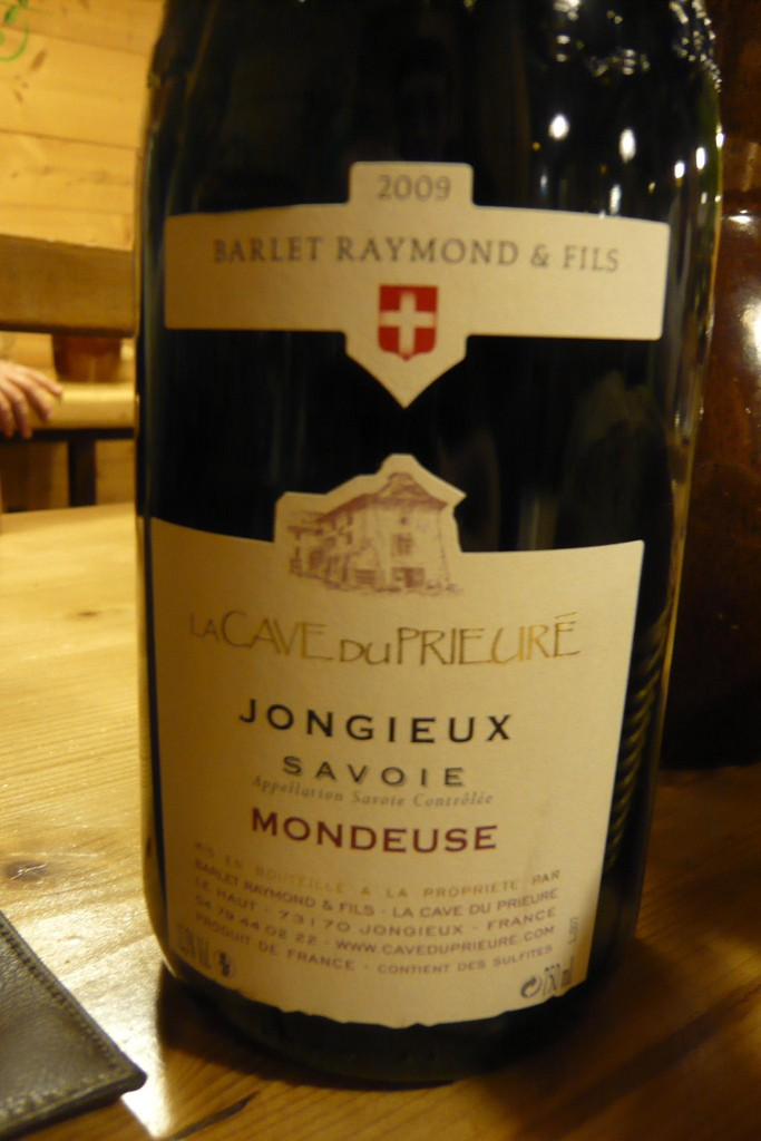 The Savoie region and the Mondeuse wine, whose grapes cannot be found anywhere else | © ricardo/Flickr