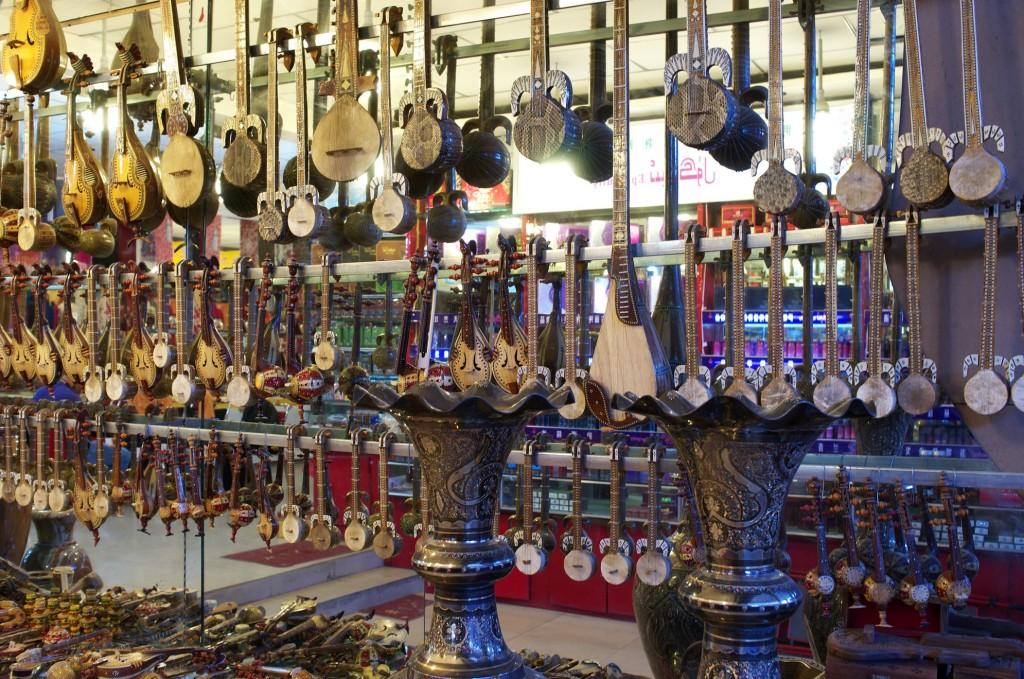 Kashi Grand Bazaar-Dobro| ©llee_wu/Flickr