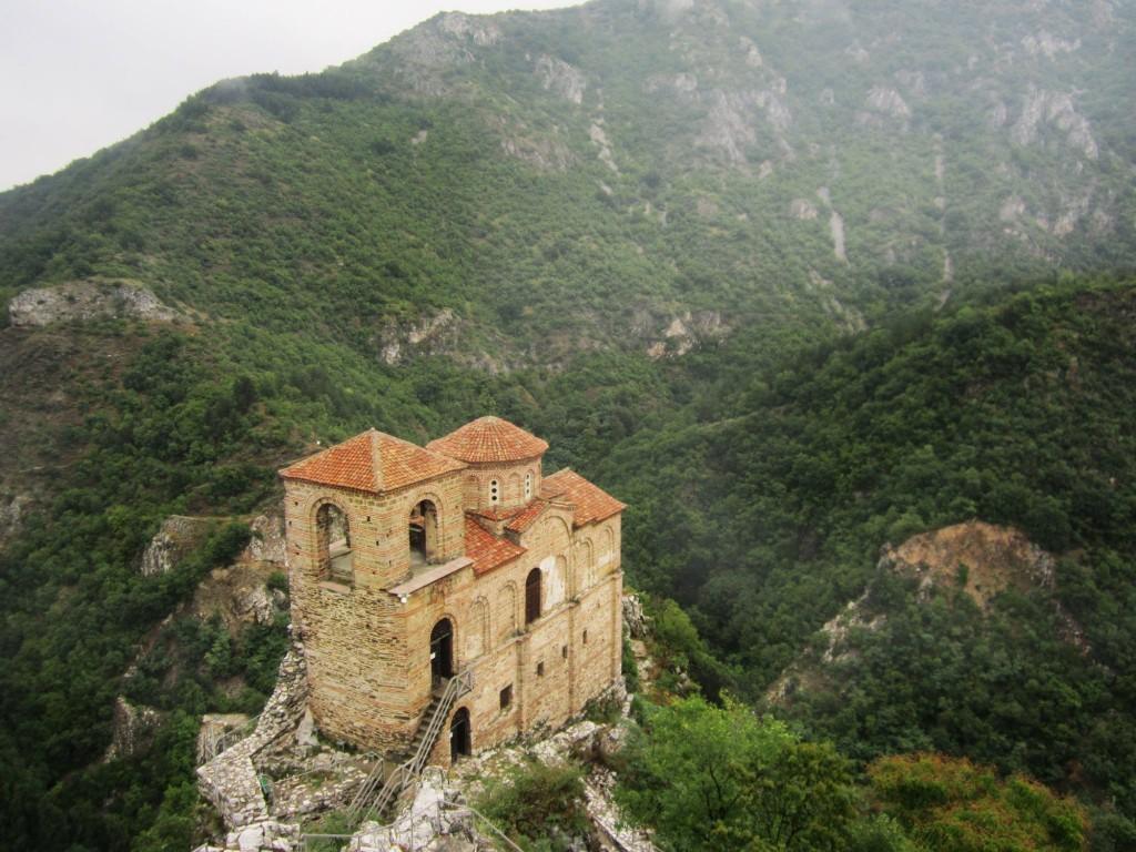 Asenova Fortress   © alexis88bg/WikiCommons
