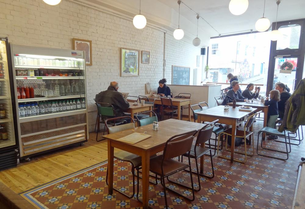 Cafe Kino Interior |© Courtesy of Cafe Kino