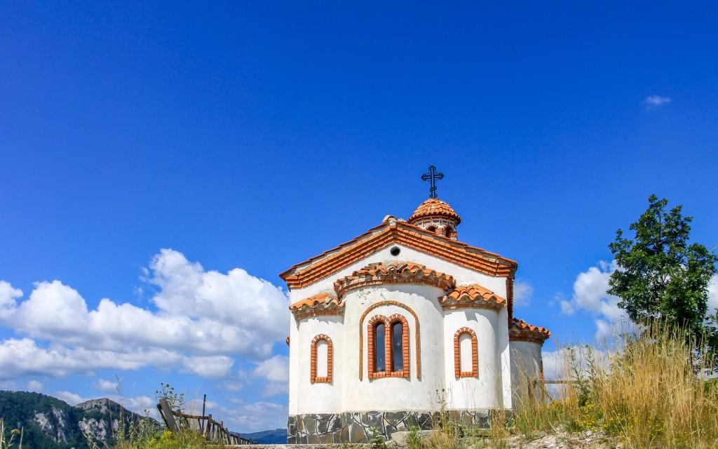 A remote church in Bulgaria   © Pixabay