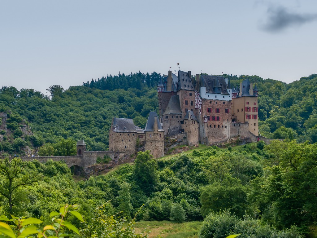 Eltz Castle in Wierschem | © Frans Berkelaar / Flickr