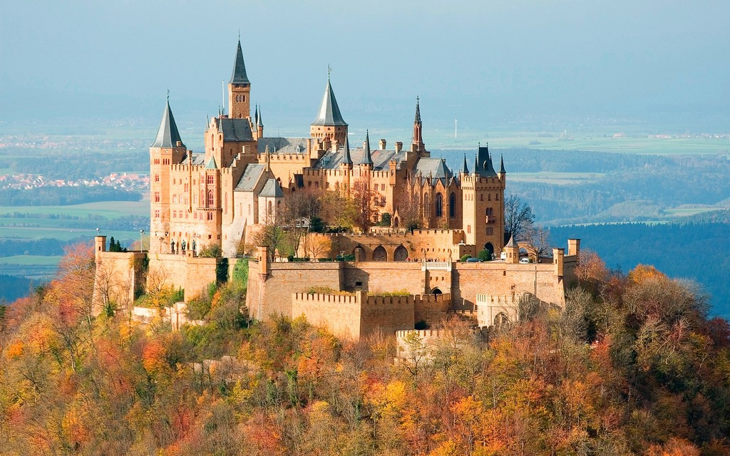 Hohenzollern Castle | © Jim Trodel / Flickr