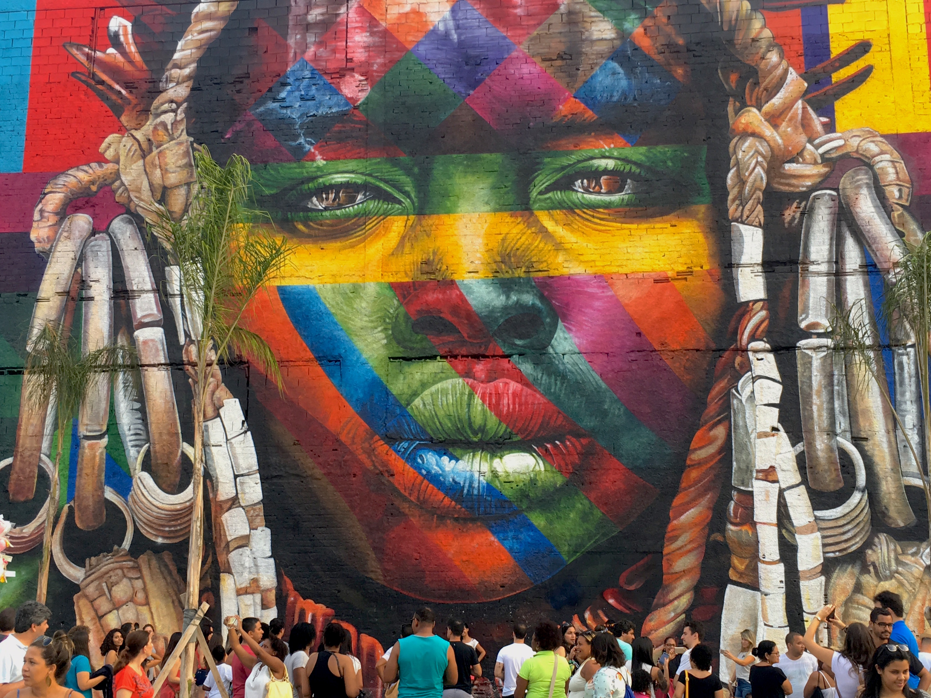 The 11 most famous street artists from são paulo