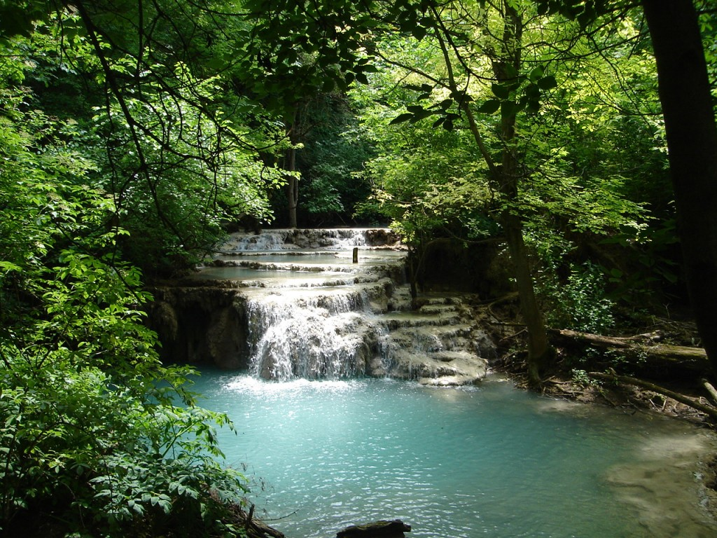 Krushuna waterfalls   © WikiCommons