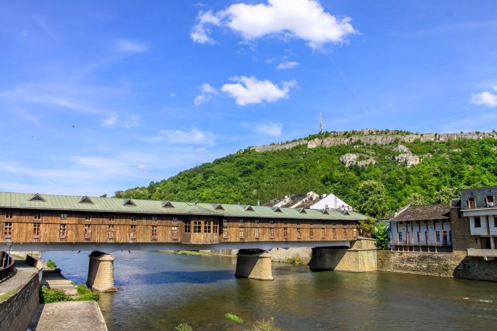 Lovech covered bridge   © Pixabay