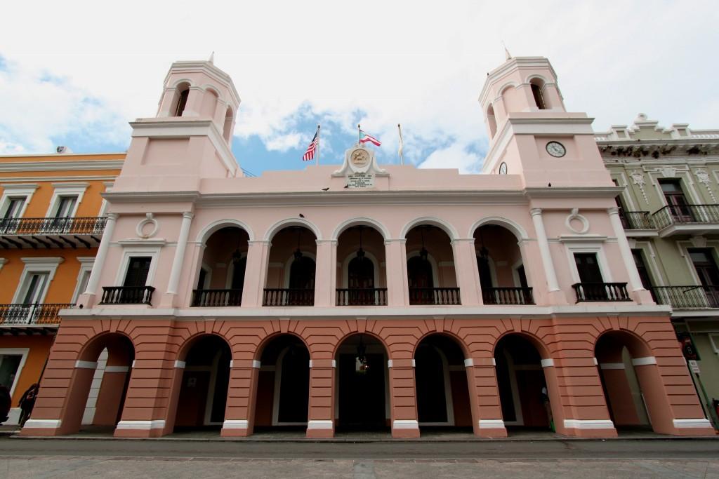 Old San Juan Mayor's building | © Prayitno / Flickr