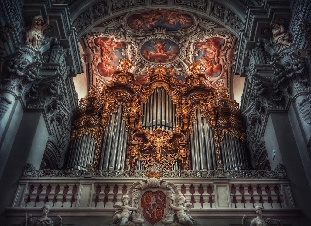 Interior of Stephansdom | © ThomasWolter / Pixabay