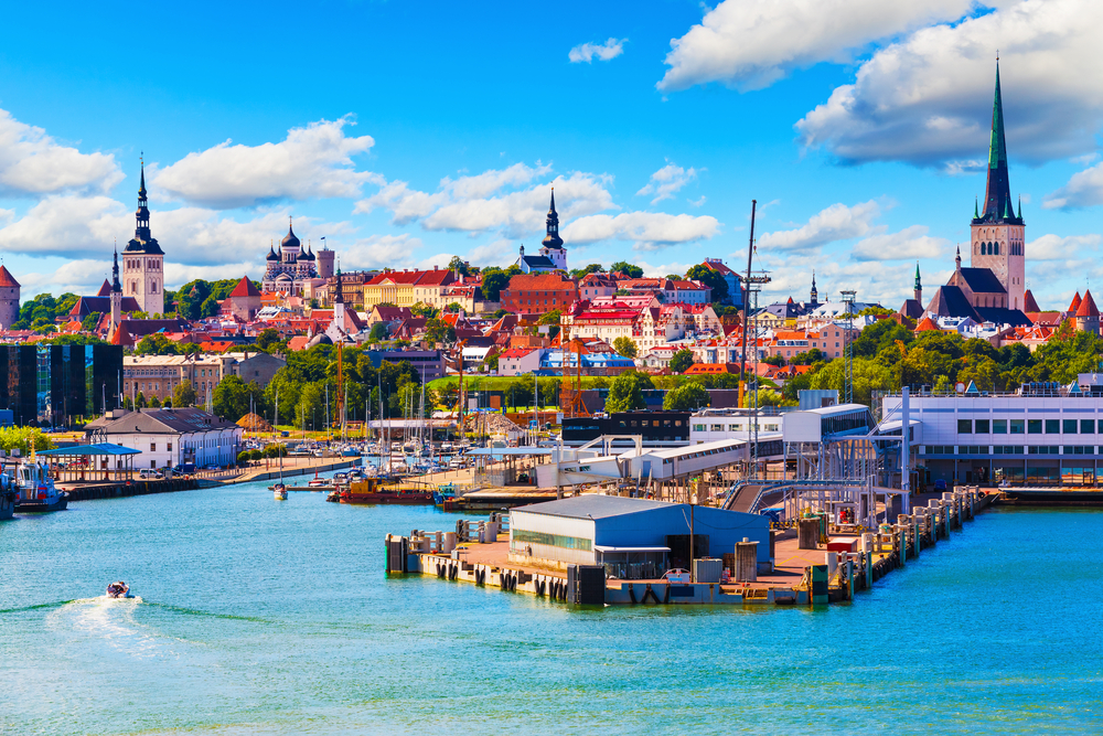 Port of Tallinn | © Scanrail1/Shutterstock
