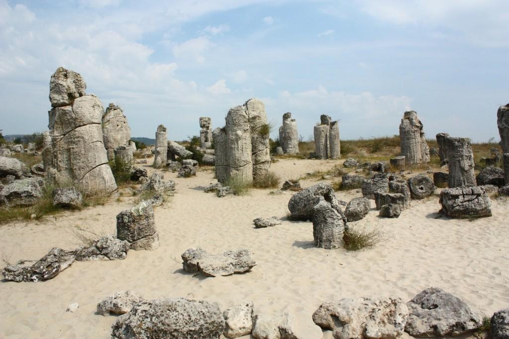 The Stone Deset (Pobitite Kamani) near Varna   © Pixabay