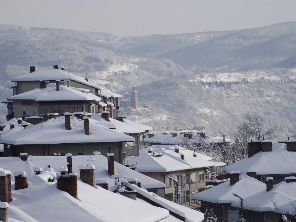 Veliko Tarnovo in winter   © Pixabay