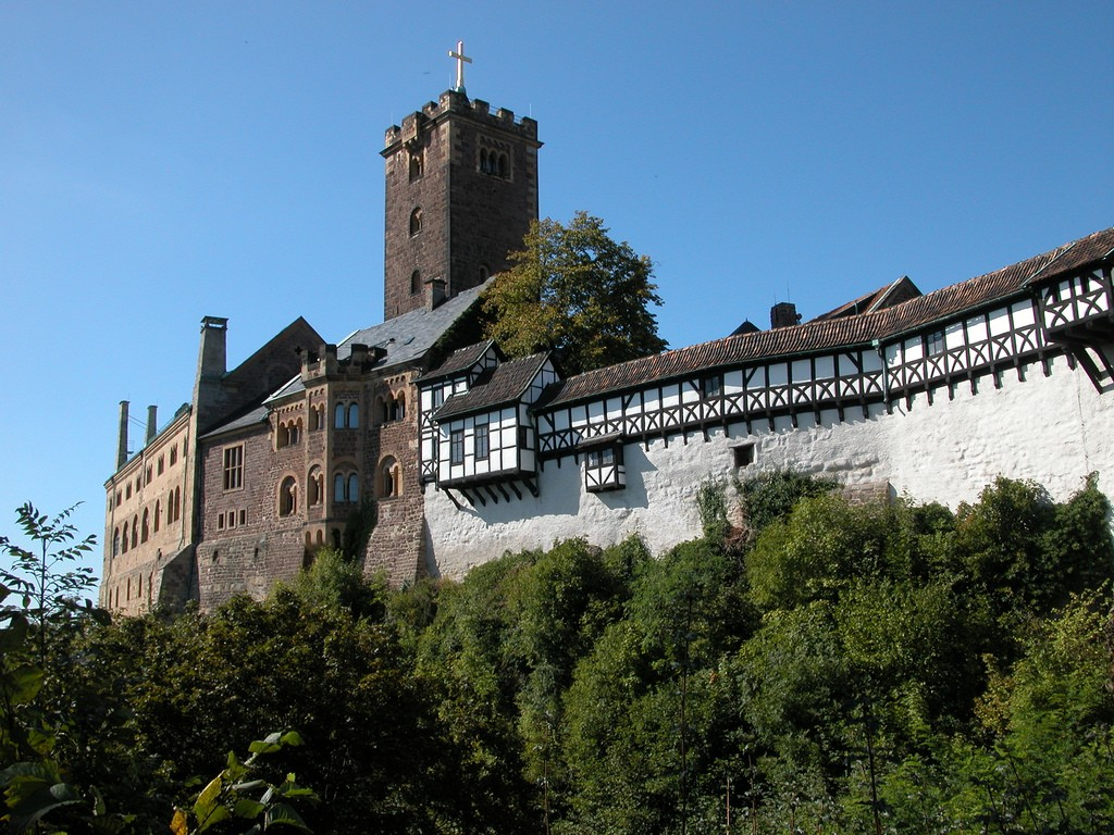 Wartburg Castle | © Robert Scarth / Flickr