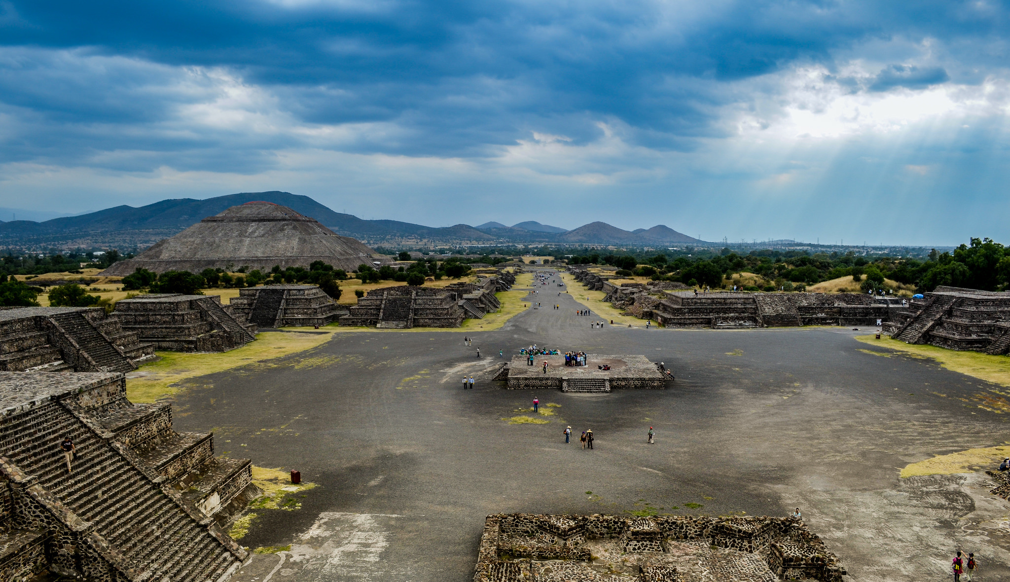 Teotihuacán | © Anyul Rivas / Flickr