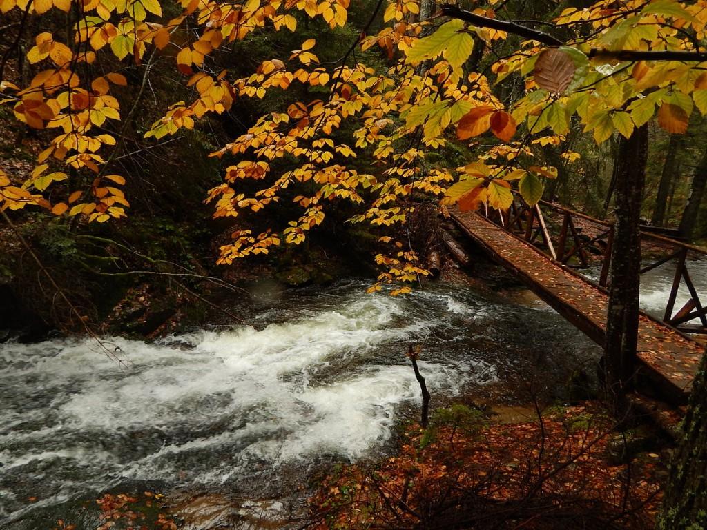 The Canyon of Waterfalls | © Iliana Teneva/WikiCommons