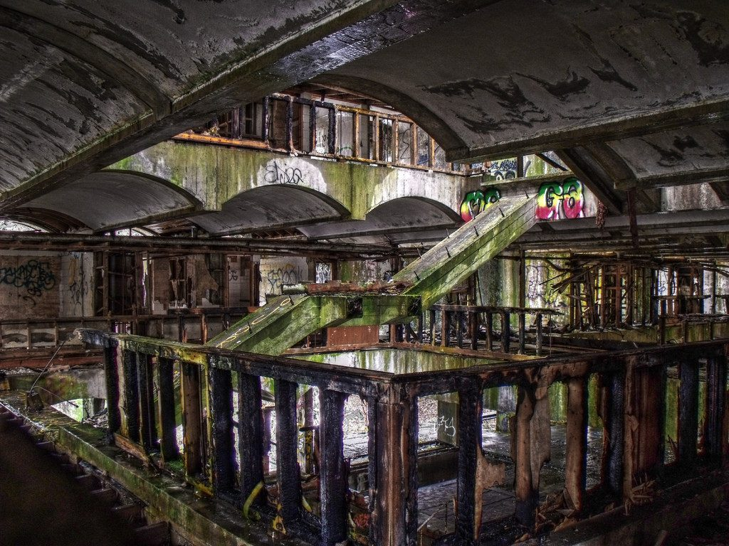 The Most Hauntingly Beautiful Abandoned Places In Scotland You Need To See