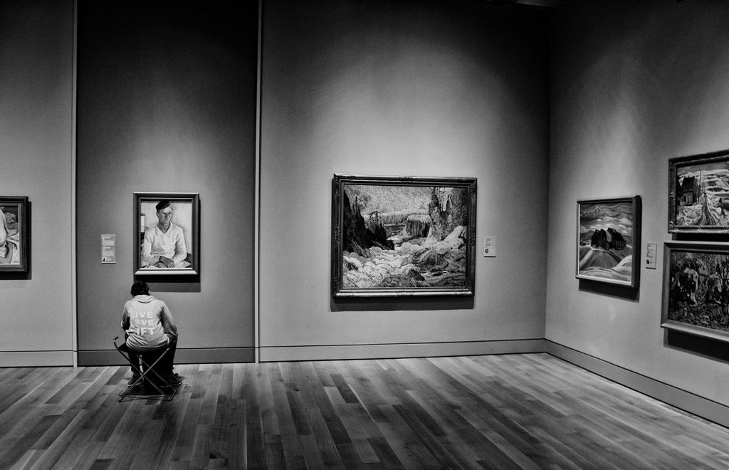 Black And White Photography Art Gallery
