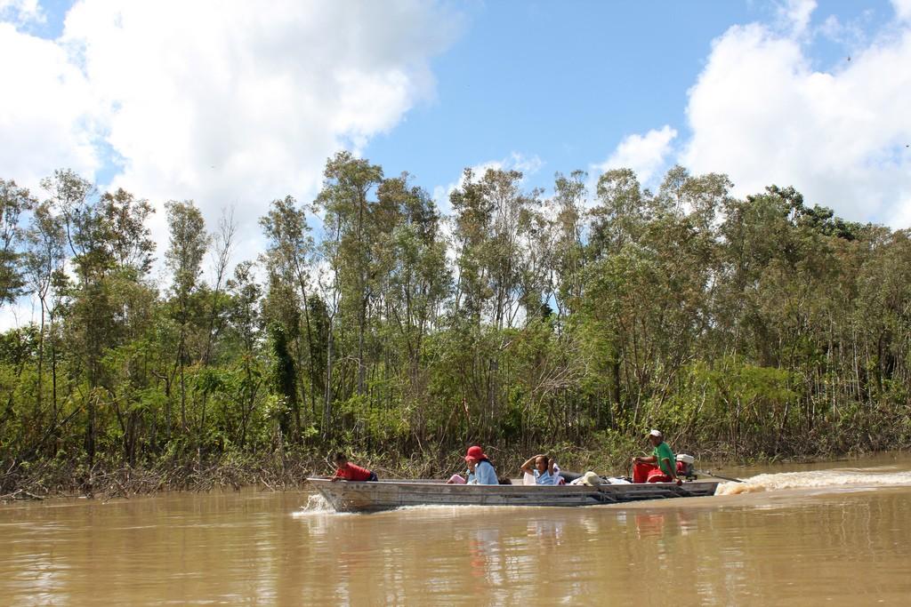 Exploring Colombia's Amazon Rainforest © Eli Duke / Flickr