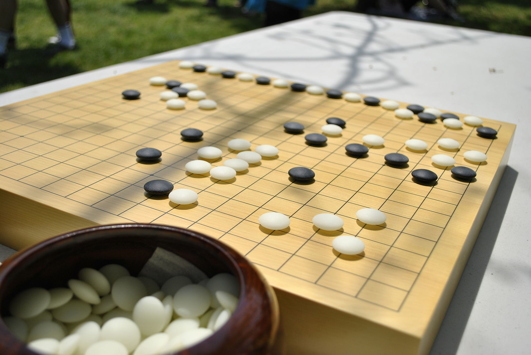 A Brief History Of Go The Oldest Board Game In World