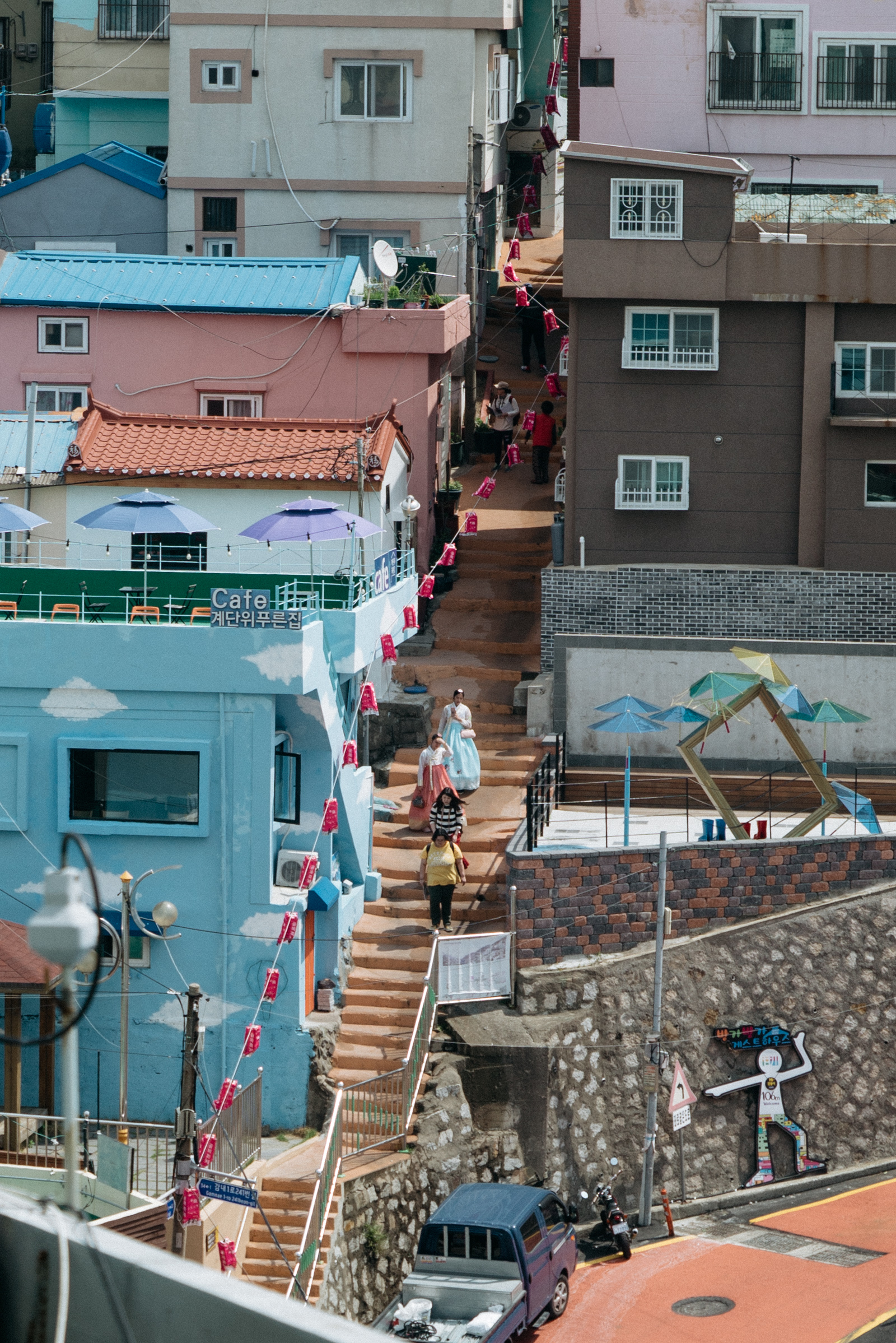 Things To Do In Busan S Gamcheon Culture Village