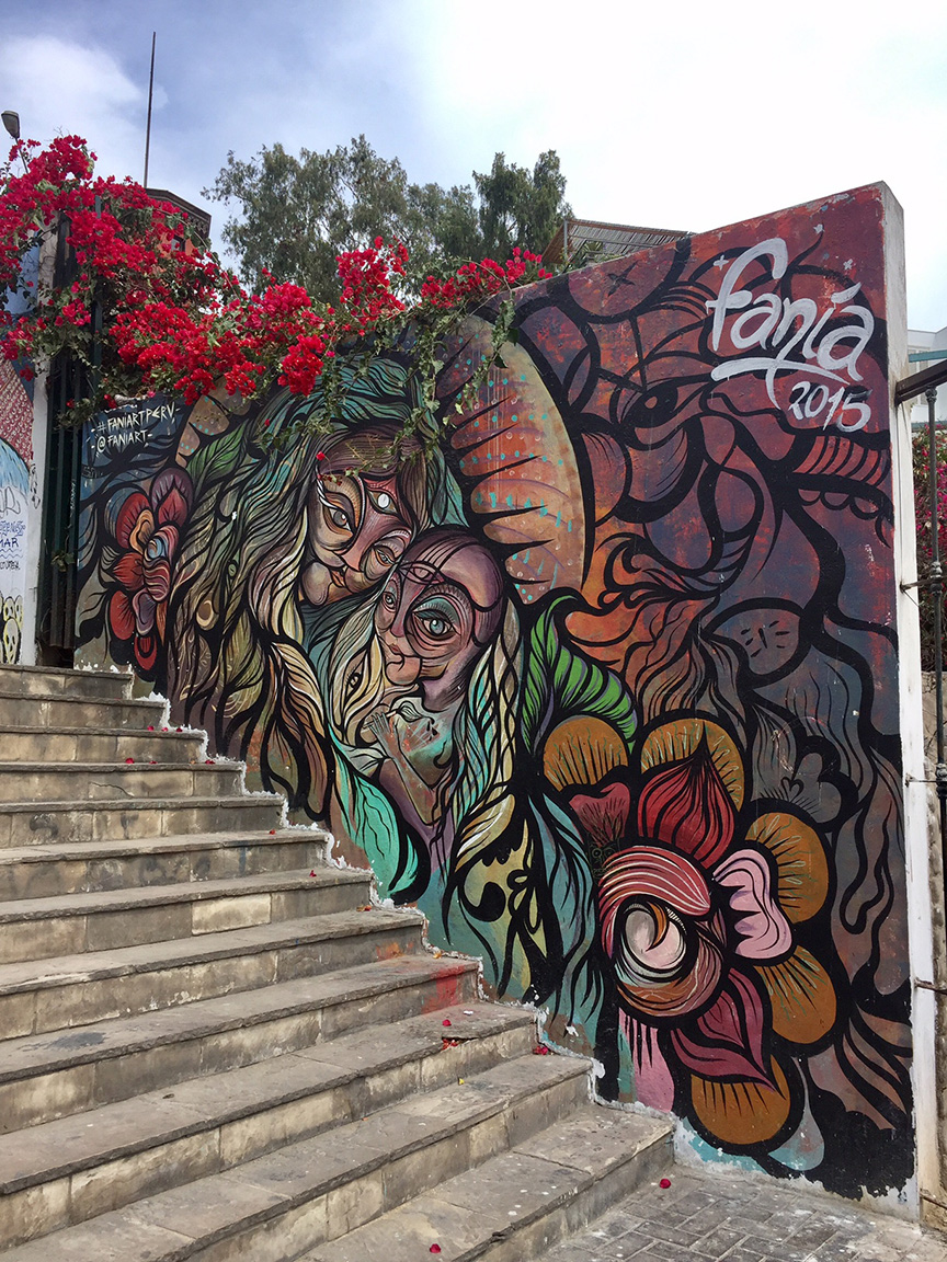 A Murals Lover S Tour Of Lima S Barranco District