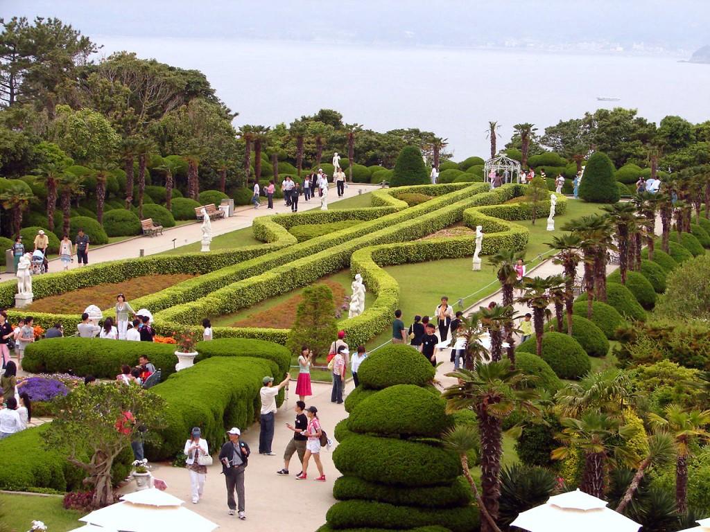 Oedo Botanical Garden, Geoje   © Steve46814
