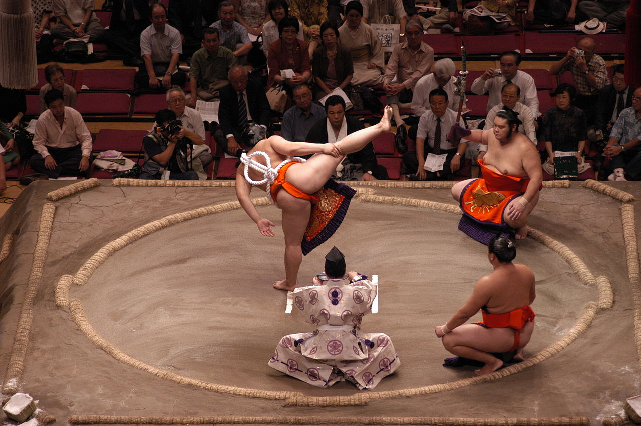 Japan's 12 Most Famous Sumo Wrestlers