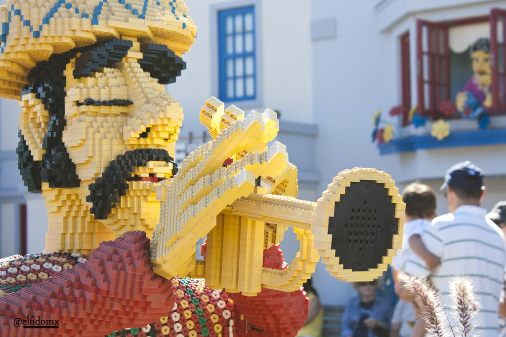Legoland | © Fido/Flickr