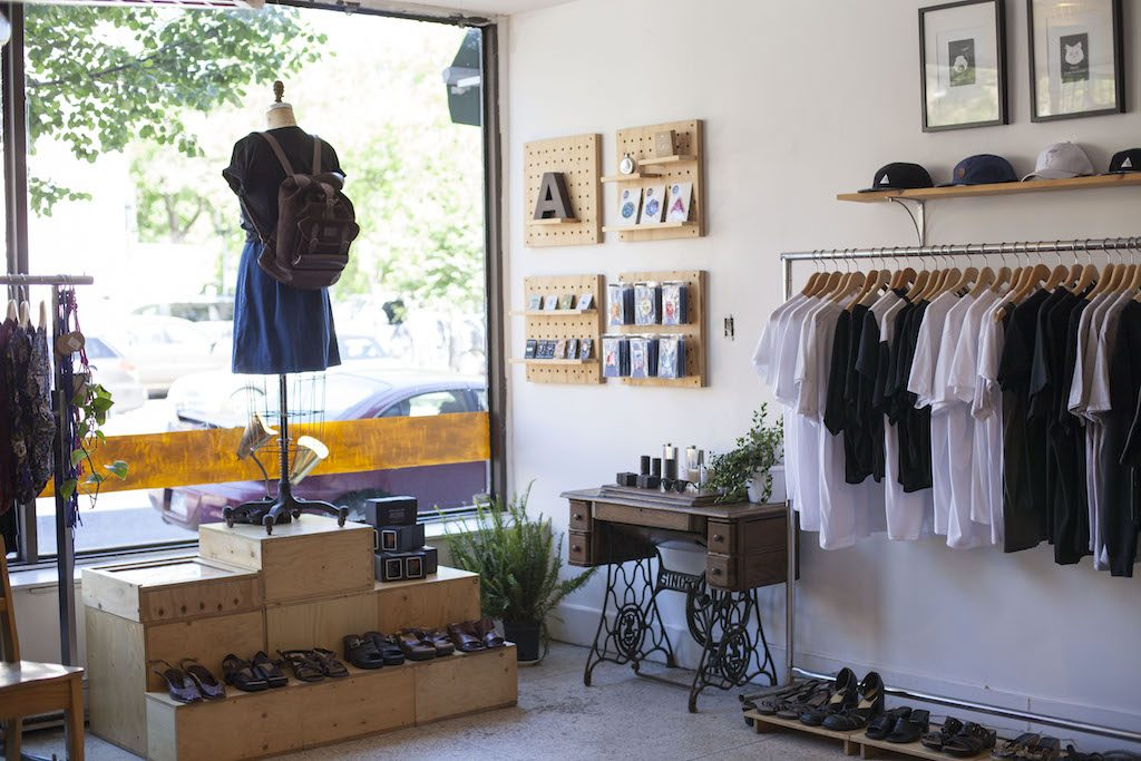 The Best Boutiques and Independent Clothing Shops in Montreal
