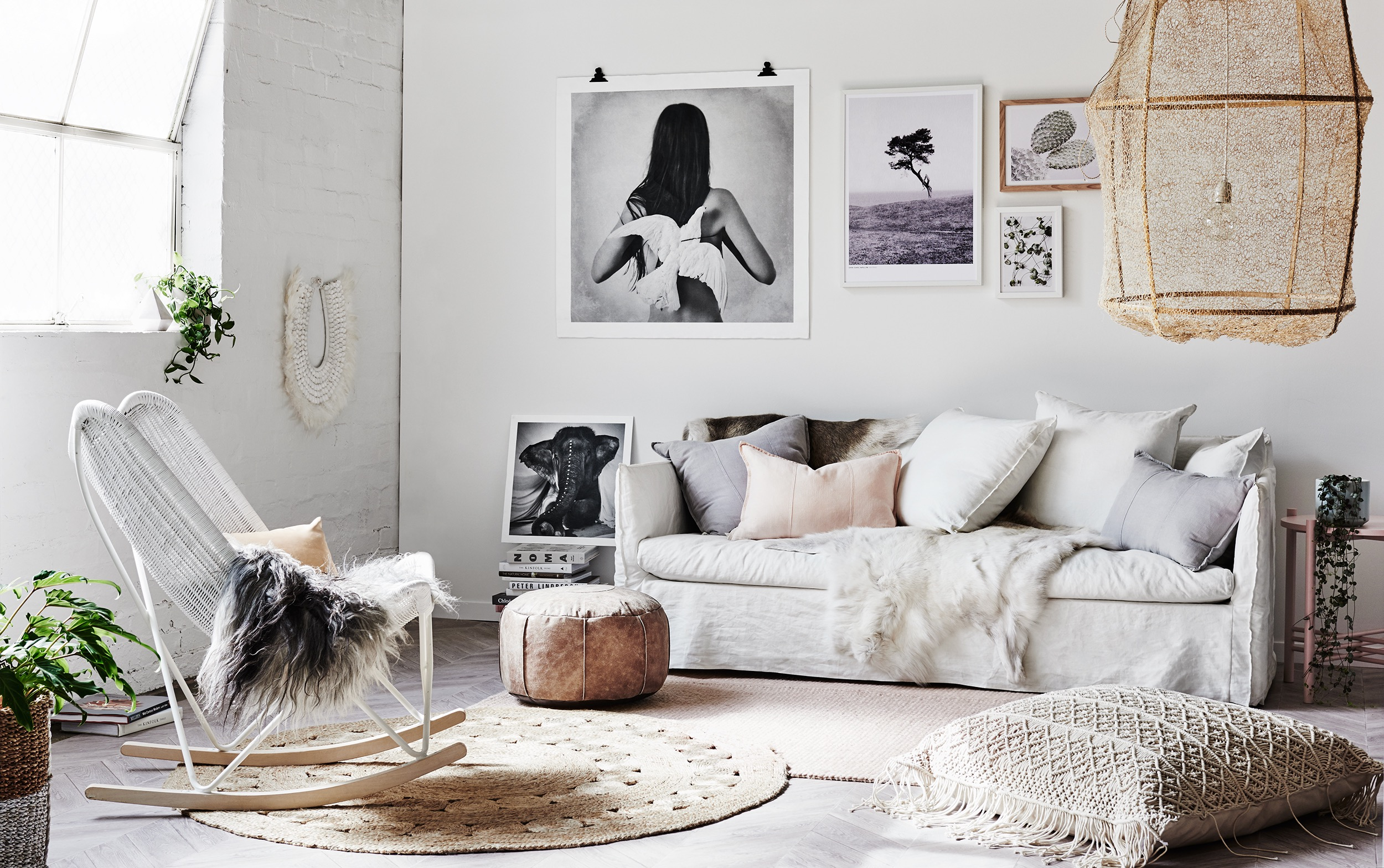 How to Get This Season\'s Bohemian Chic Look at Home