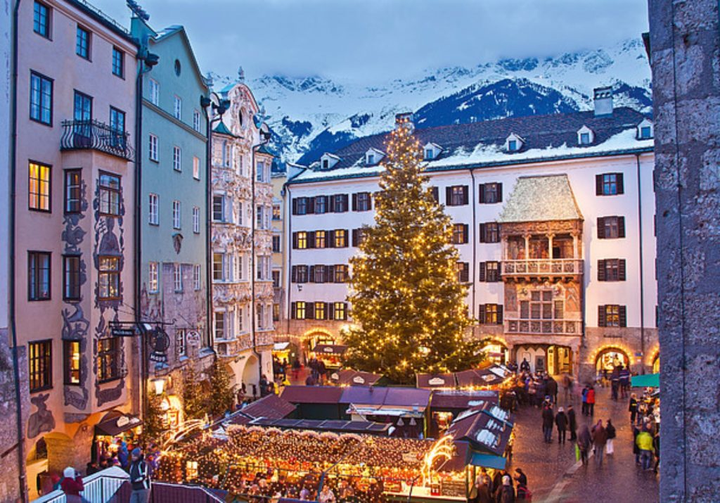 Christmas In Austria.11 Of Austria S Top Winter Destinations