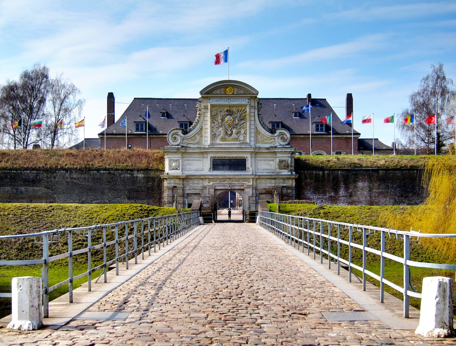 A Brief History of Citadelle, Lille\'s Fortress