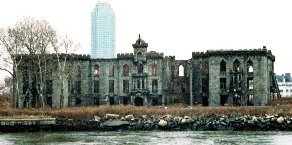Roosevelt Island   Earnest B/Flickr
