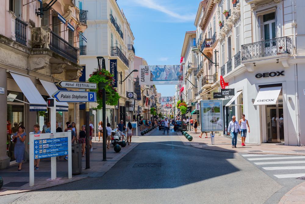Cannes Most Trendy Neighbourhoods
