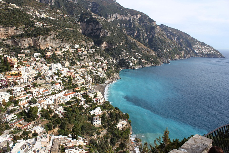 Italy's Amalfi Coast   © toogocall/Pixabay