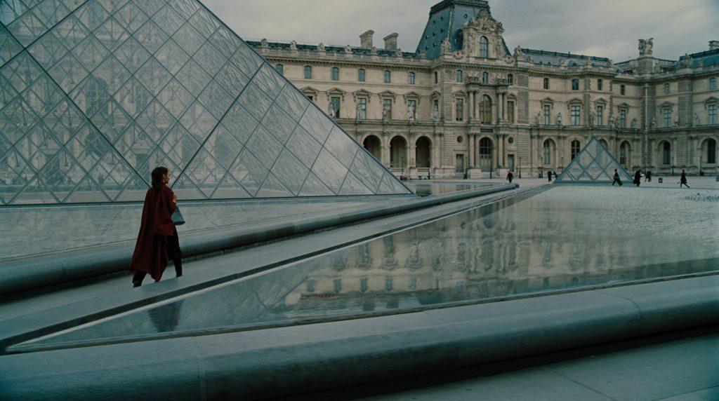 La Louvre   © Warner Bros.