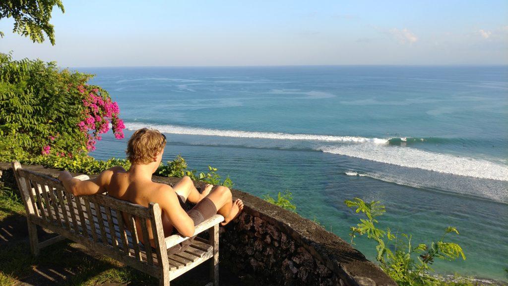 Scouting waves in Bali   © Michael LoRé/Culture Trip