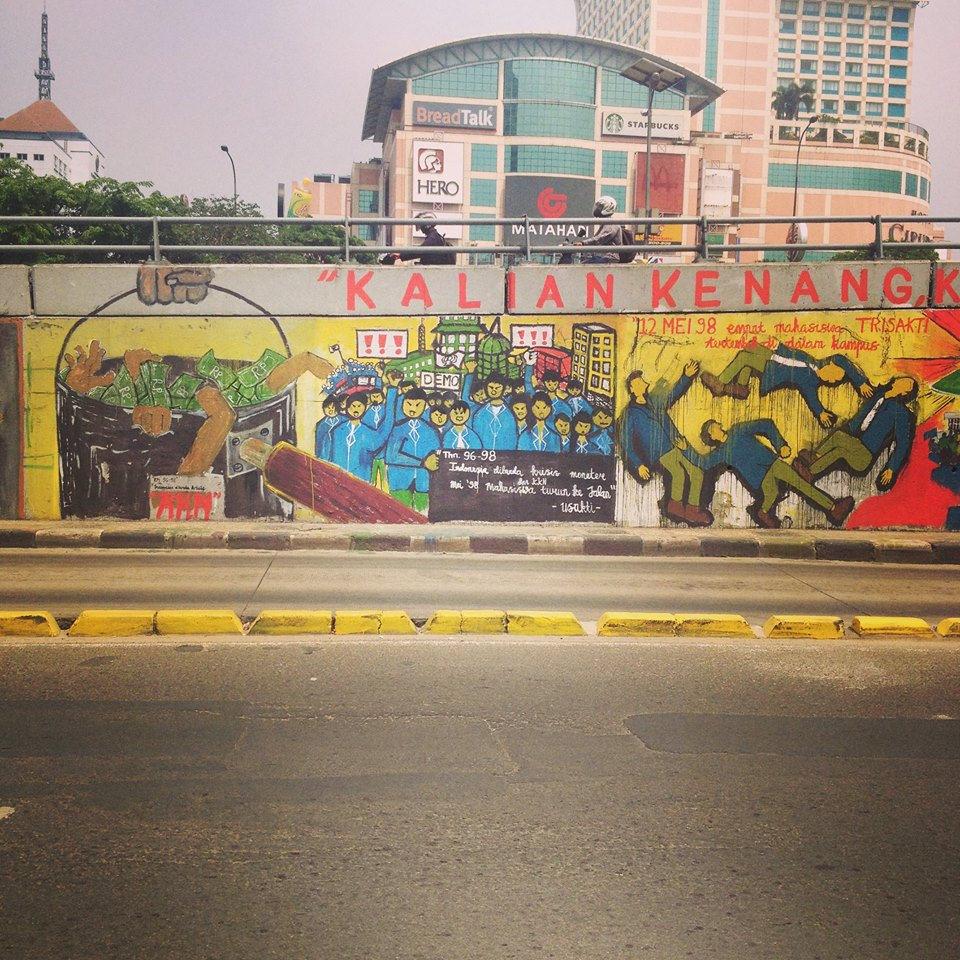 Graffiti Artist Jakarta