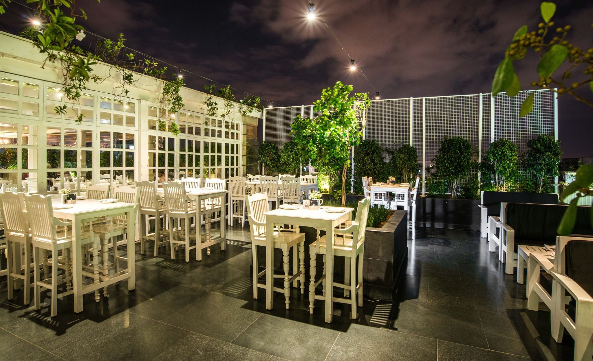 The 10 Best Rooftop Restaurants In Bangalore,Parmesan Crusted Chicken Pasta Recipe