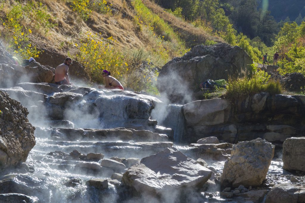 10 of the Most Amazing Hot Springs in the United States