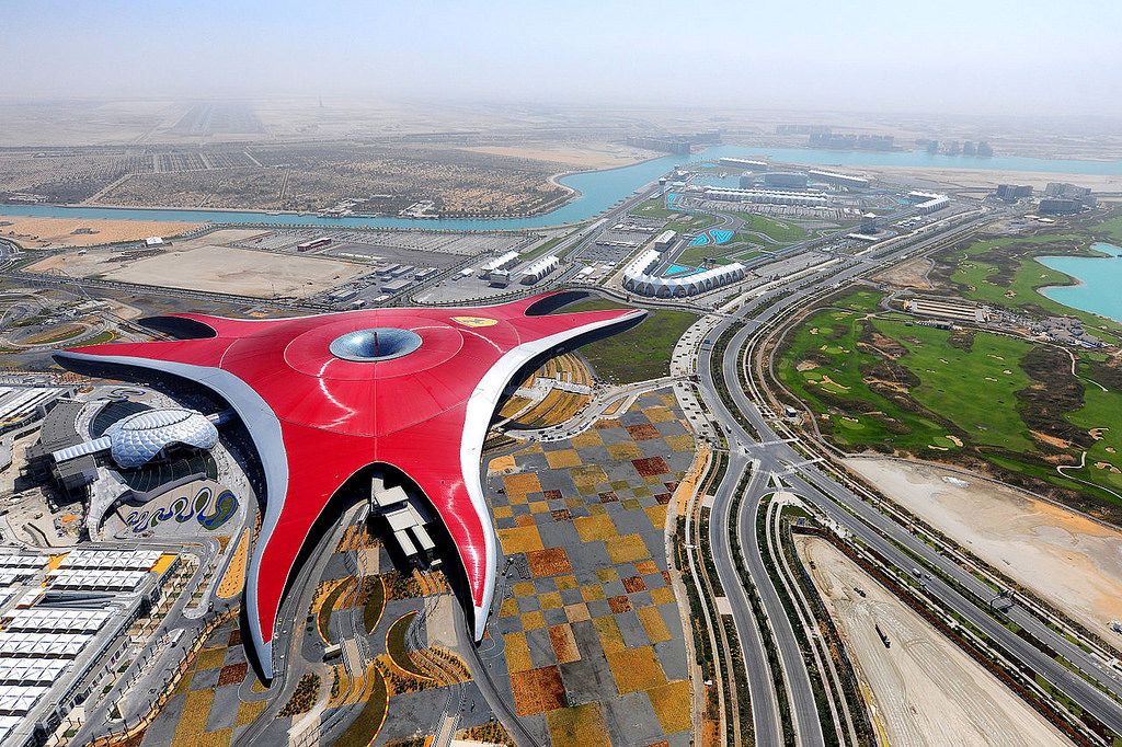 Must Visit Attractions In Abu Dhabi
