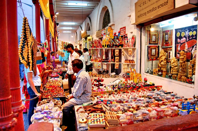 bangalore handicrafts shop