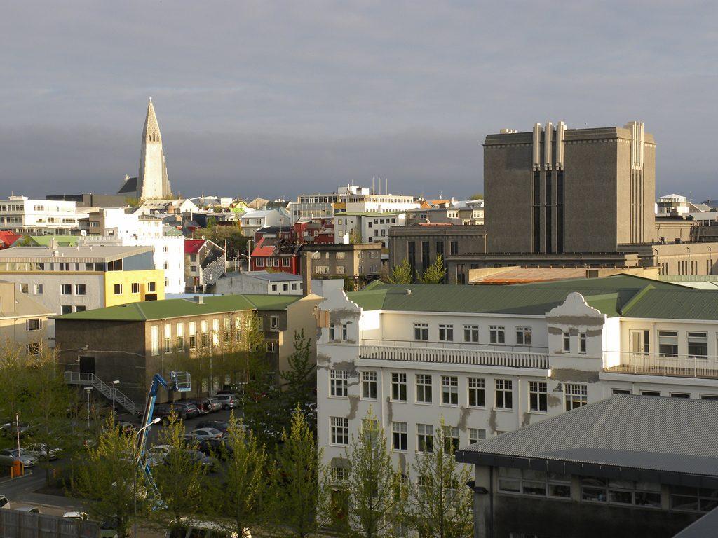Reykjavik | © JasonParis/Flickr